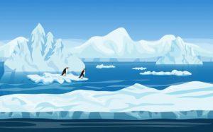 glacier-illustrator