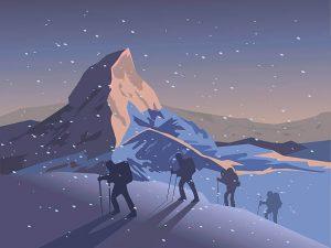 mount-everest-illustrator