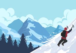 mountain-risk-illustrator